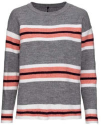 Damen-Pullover mit schicken Streifen