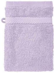 Waschhandschuh mit edler Bordüre, 16x21cm