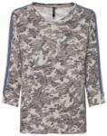 NKD Damen-Sweatshirt mit gestreiftem Zierband - bis 30.05.2020