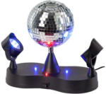 NKD 2 Spot-Disco-Licht, ca. 26x13x23cm - bis 06.06.2020