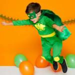 NKD Kinder-Superhelden-Kostüm mit Maske - bis 30.05.2020