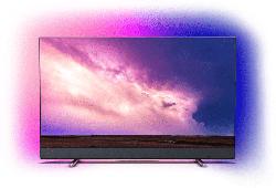 Fernseher 55PUS8804/12 55 Zoll 4K UHD Smart TV mit 3-seitigem Ambilight