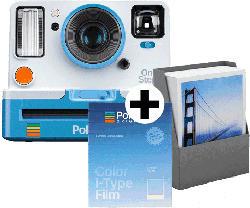 Sofortbildkamera OneStep 2 VF Summer Blue Everything Box (OS2VFSET-B)