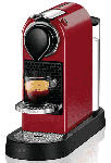 Saturn Nespresso Kaffeemaschine CitiZ XN 7415 Cherry Red
