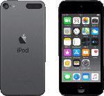 Saturn iPod Touch 128GB, space grey (MVJ62FD/A)