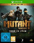 Saturn Mutant Year Zero: Road to Eden - Deluxe Edition