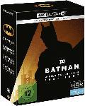 Saturn Batman 1-4 - 4K Collection (inkl HDR)