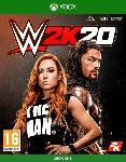 Saturn WWE 2K20