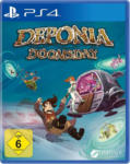 LIBRO Deponia, Doomsday, 1 PS4-Blu-ray Disc