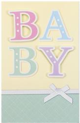 Billet Baby - BABY, gelb/grün