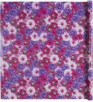 LIBRO Geschenkpapier - Blumen, violett, 70g