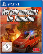 Werksbrandschutz, 1 PS4-Blu-ray-Disc