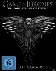 Game of Thrones - Die komplette vierte Staffel DVD-Box