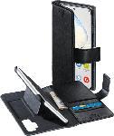 """Saturn Booklet """"Stand-up"""" für Samsung Galaxy Note 10+ (5G), Schwarz"""
