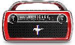 Saturn Bluetooth Lautsprecher Mustang Stereo