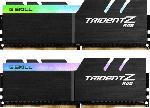 Saturn Arbeitsspeicher Trident Z RGB DIMM Kit 32GB, DDR4-3200, CL16-18-18-38 (F4-3200C16D-32GTZR)