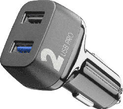 Autoladegerät CAR MULTIPOWER 2 PRO mit 2 USB Ports, 36W