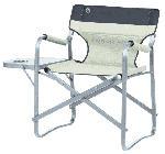 Saturn Camping-Stuhl mit Abklappbarem Tisch