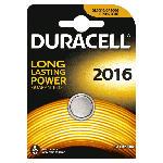 Saturn Specialty 2016 Lithium Knopfbatterie, Einzelpackung (DL2016/CR2016)