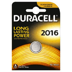 Specialty 2016 Lithium Knopfbatterie, Einzelpackung (DL2016/CR2016)