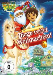 Go Diego Go!: Diego rettet Weihnachten