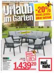 Maximarkt Maximarkt Flugblatt - Urlaub im Garten - bis 28.03.2020