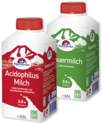 Kärntner Acidophilus Milch od. Sauermilch