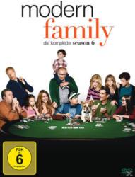 Modern Family - Season 6 DVD-Box