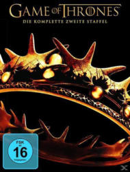 Game of Thrones - Die komplette zweite Staffel