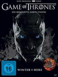 Game of Thrones - Staffel 7 DVD-Box