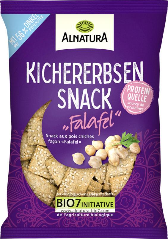 "Kichererbsen-Snack ""Falafel"""