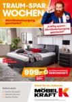 Möbel Kraft Traum-Spar-Wochen - bis 21.04.2020