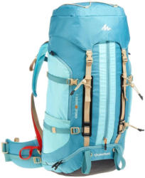 Trekkingrucksack EasyFit 60 Liter Damen türkis