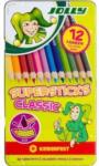 Pagro JOLLY Buntstifte Supersticks Classic 12 Stück mehrere Farben