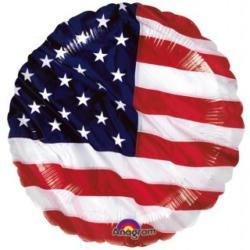Folienballon USA 40 cm