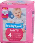 dm babylove Pants Gr. 4 maxi (7-15 kg)