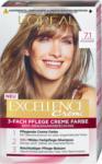 dm L'Oréal Paris Excellence Creme 3-Fach Pflege Creme Farbe - Nr. 7.1 Mittelaschblond