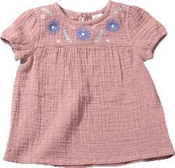 ALANA Kinder Shirt, Gr. 92, in Bio-Baumwolle, rosa