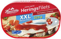 Hawesta MSC XXL Heringsfilets oder Bratheringe versch. Sorten jedes 325-g / 375-g Dose