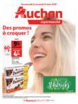 Auchan Des promos à croquer ! - au 17.03.2020