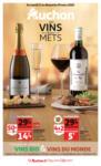 Auchan Foire aux vins, saveurs printanières - au 13.04.2020