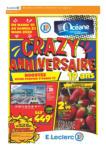 E. Leclerc Crazy anniversaire 19 ans - au 21.03.2020