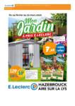 E. Leclerc Mon Jardin À PRIX E.LECLERC - au 22.03.2020