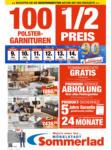 Möbelstadt Sommerlad 100 Polstergarnituren zum 1/2 Preis - bis 14.03.2020
