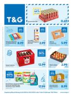 T&G Flugblatt 16.03. - 29.03. Tirol & Salzburg