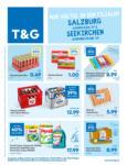 T&G T&G Flugblatt 16.03. - 29.03. Seekirchen & Salzburg Stadt - bis 29.03.2020