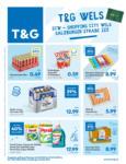 T&G T&G Flugblatt 16.03. - 29.03. Wels - bis 29.03.2020