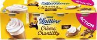 La Laitière Crème Chantilly Nestlé