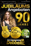 Möbel Debbeler Jubiläumsangebote - bis 18.04.2020