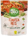 dm-drogerie markt dmBio Tomatenreis mit Gemüse und Seitan